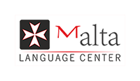 Logo Malta Language Center