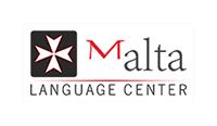Logo Malta Language Center
